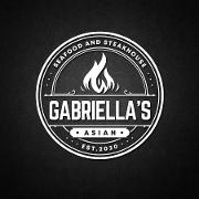 This is the restaurant logo for Gabriella's Vietnam