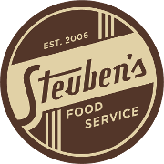 This is the restaurant logo for Steuben's Uptown