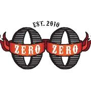 This is the restaurant logo for Zero Zero