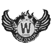 This is the restaurant logo for Wing Central