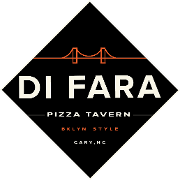 This is the restaurant logo for Di Fara Pizza Tavern
