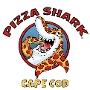 Restaurant logo for Pizza Shark