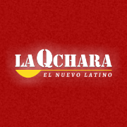 This is the restaurant logo for La Qchara