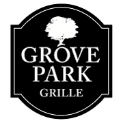 This is the restaurant logo for Grove Park Grille