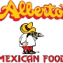 Restaurant logo for Albertos Mexican Food- Hemet