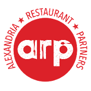 This is the restaurant logo for ARP Gift Cards