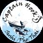 Restaurant logo for Captain Hook's Sushi/Pho/Thai