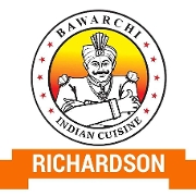 This is the restaurant logo for Bawarchi Biryanis