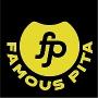Restaurant logo for Famous Pita