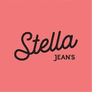 This is the restaurant logo for Stella Jean's Ice Cream  University Heights
