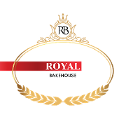 This is the restaurant logo for Royal Bakehouse