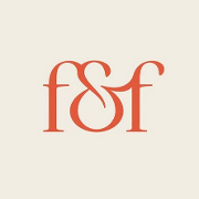 This is the restaurant logo for Feast and Floret