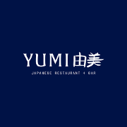 This is the restaurant logo for Yumi Southdale