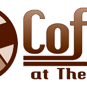 This is the restaurant logo for Coffee at The Point