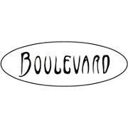 This is the restaurant logo for Boulevard Restaurant
