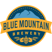 This is the restaurant logo for Blue Mountain Brewery