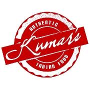 This is the restaurant logo for Kumar's Boston