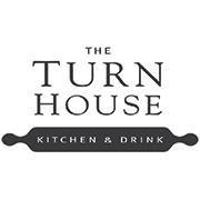 This is the restaurant logo for The Turn House