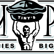 This is the restaurant logo for Tiny Pies®