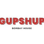 This is the restaurant logo for GupShup