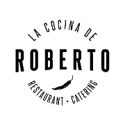 This is the restaurant logo for La Cocina De Roberto