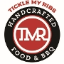 Restaurant logo for TMR BBQ