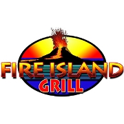 This is the restaurant logo for Fire Island Grill