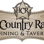 This is the restaurant logo for Hill Country Ranch Dining & Tavern