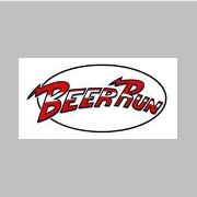 This is the restaurant logo for Beer Run