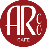 This is the restaurant logo for Arco Cafe