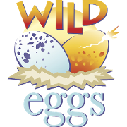 This is the restaurant logo for Wild Eggs