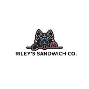 This is the restaurant logo for Riley's Sandwich Co.