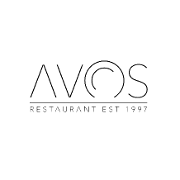 This is the restaurant logo for Avo's Grill
