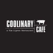 This is the restaurant logo for Coolinary Cafe