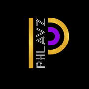 This is the restaurant logo for Phlavz - Maxwell