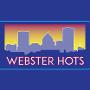Restaurant logo for Webster Hots