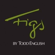 This is the restaurant logo for Figs