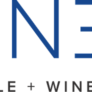 This is the restaurant logo for Vines Grille & Wine Bar