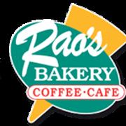 This is the restaurant logo for Rao's Bakery - Calder