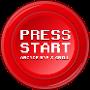 Restaurant logo for Press Start