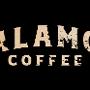 Restaurant logo for Alamo Coffee Cafe