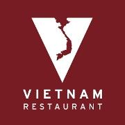 This is the restaurant logo for Vietnam Restaurant Chinatown