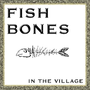 This is the restaurant logo for FishBones