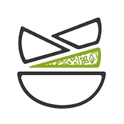 This is the restaurant logo for Dinh Dinh Kitchen