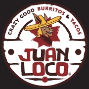 This is the restaurant logo for Juan Loco