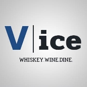 This is the restaurant logo for Vice