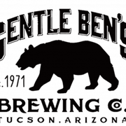 This is the restaurant logo for Gentle Ben's Brewing