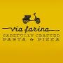 Restaurant logo for Via Farina