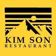 This is the restaurant logo for Kim Son - Houston