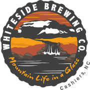 This is the restaurant logo for Whiteside Brewing Company
